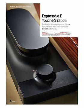 Expressive E Touché SE