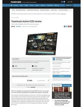 Toontrack Action! EZX