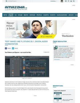Image Line FL Studio 20.1