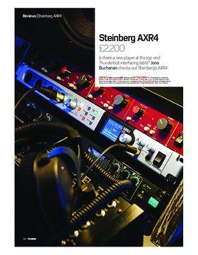 Steinberg AXR4