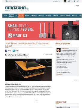 Radial Engineering Firefly