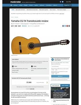 Yamaha CG-TA TransAcoustic