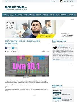 Ableton Live 10.1