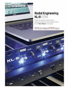 Radial Engineering KL-8