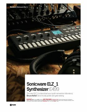 Sonicware ELZ_1