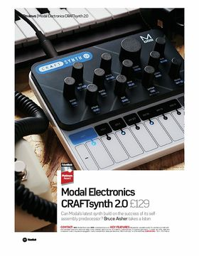 Modal Electronics CRAFTsynth 2.0