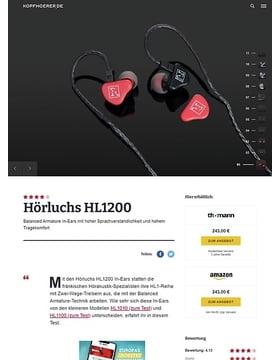 Hörluchs HL 1200