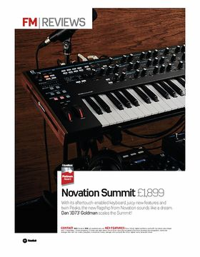 Novation Summit