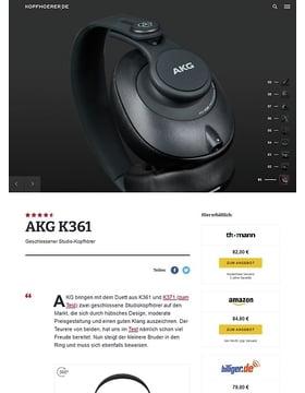 AKG K-361