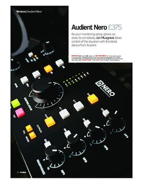 Audient Nero