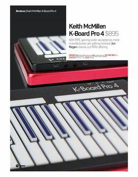 Keith McMillen K-Board Pro 4