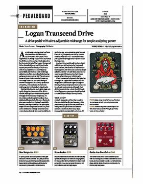 Logan Transcend Drive
