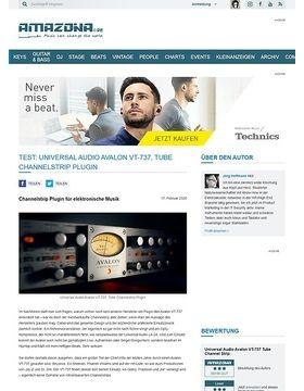 Universal Audio Avalon VT-737