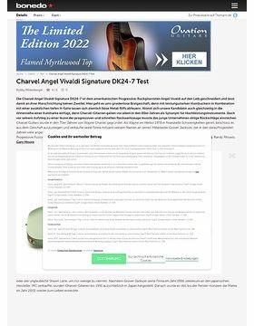 Charvel Angel Vivaldi DK24-7