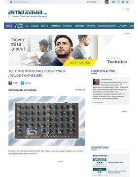 MFB Synth Pro