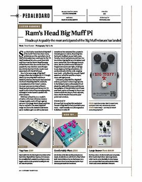 Rams Head Big Muff Pi