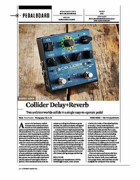 Collider Delay+Reverb