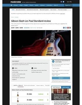 Gibson Slash Les Paul Standard