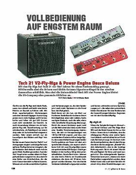 Tech 21 Fly Rigs v2 & Power Engine Deuce Deluxe