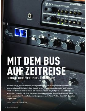 Heritage Audio Successor