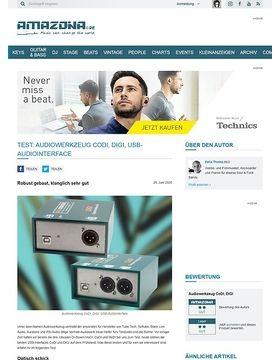 Audiowerkzeug CoDI, DiGI