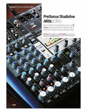 PreSonus Studiolive AR8c