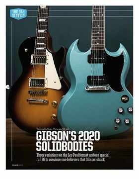 GIBSON LES PAUL SPECIAL TRIBUTE WITH P-90S