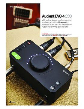 Audient EVO 4