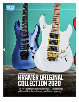 Kramer Guitars Baretta Vintage