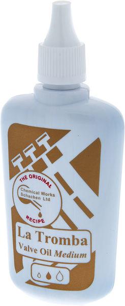 La Tromba Valve Oil Medium