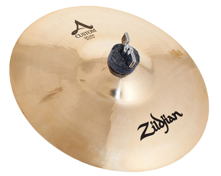 "Zildjian 10"" A-Custom Splash"