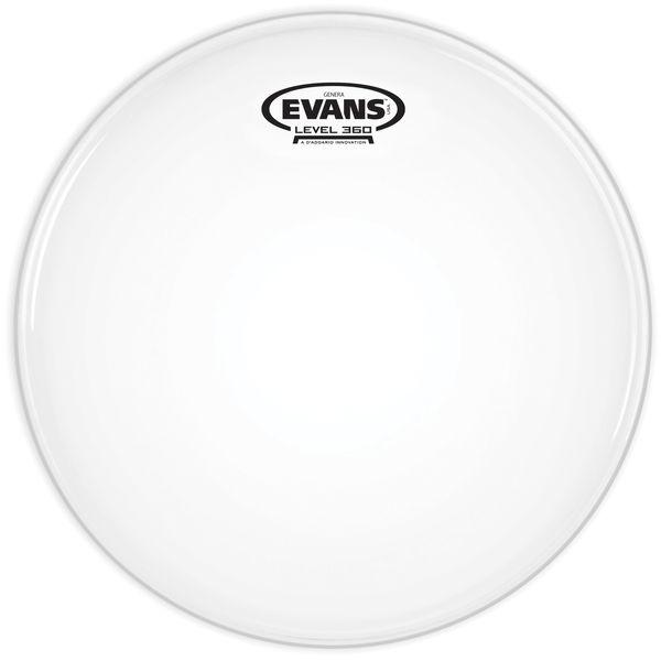 "Evans 14"" Genera Snare Coated"
