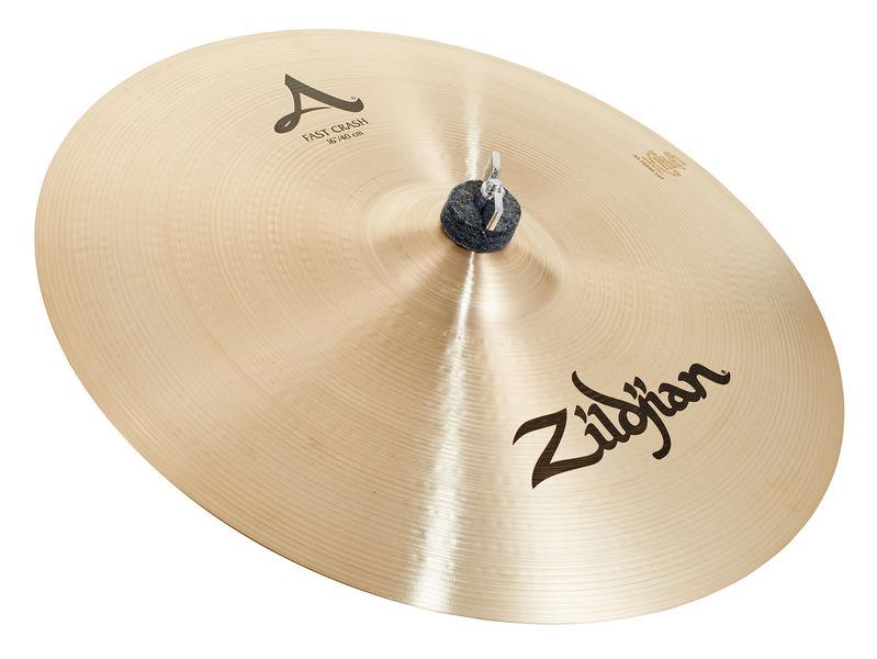 "Zildjian 16"" A-Series Fast Crash"