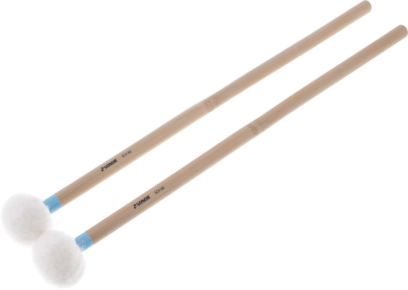 Sonor SCH60 Wool Felt Headed Mallets