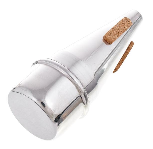 aS Trumpet Straight Aluminium