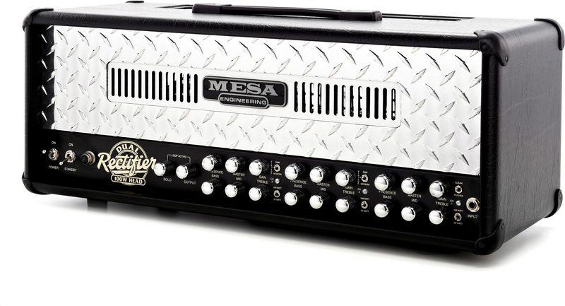 Mesa Boogie Dual Rectifier Head