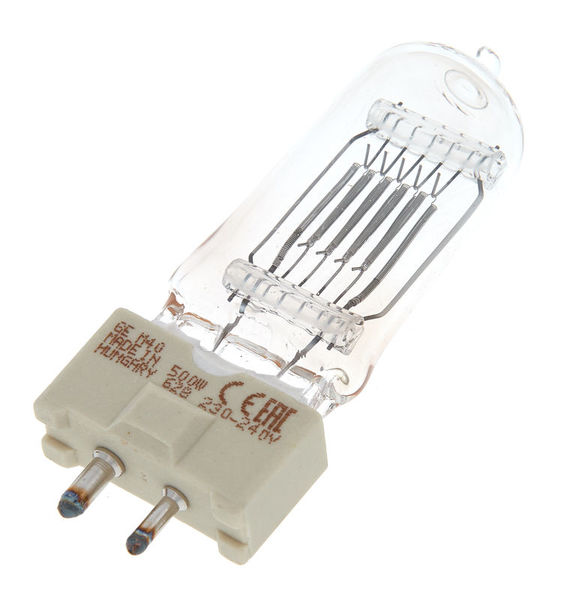 Tungsram M40 Lamp 500W/230V GY9,5