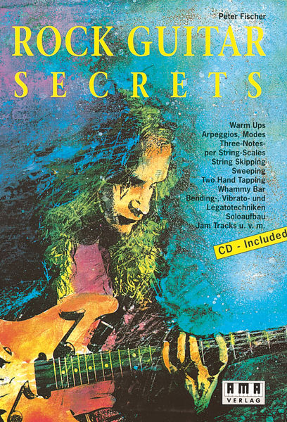 AMA Verlag Rock Guitar Secrets