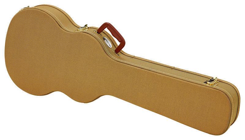 Thomann Guitar Case Single Cut Tweed