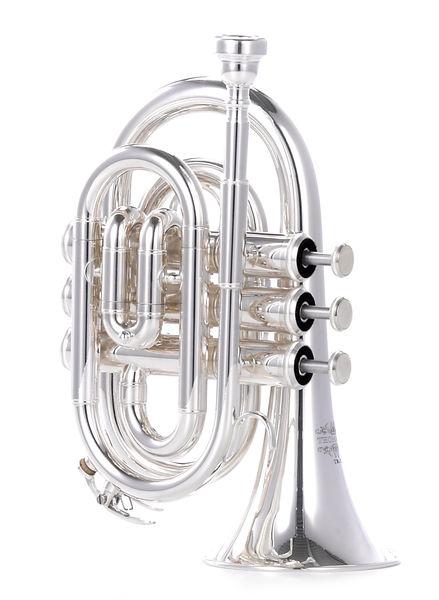 Thomann TR 5 SI Bb-Pocket Trumpet