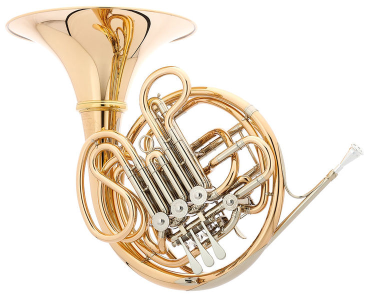 Hans Hoyer 6801GA-L Double Horn