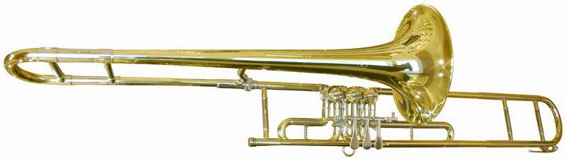 Kühnl & Hoyer Meinlschmidt Valve Trombone