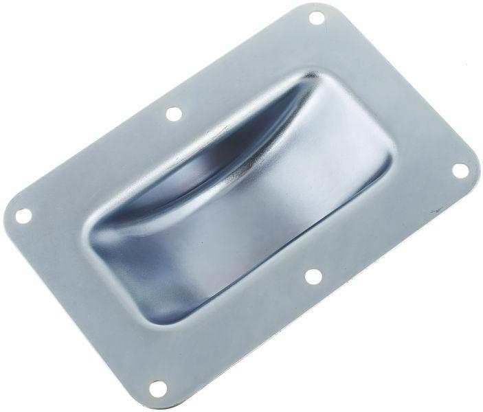 Adam Hall 38083 Castor Dish