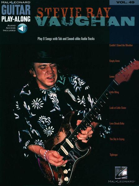 Hal Leonard Guitar Play-Along Ray Vaughan