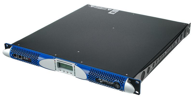 Powersoft K10 DSP+AESOP