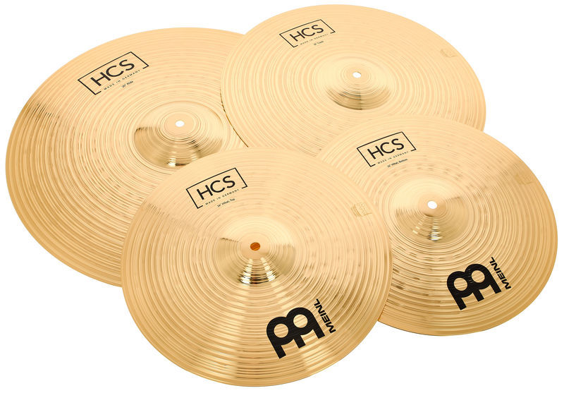 Meinl HCS Cymbal Set Standard