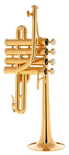 Schilke P5-4 Piccolo Trumpet Gold