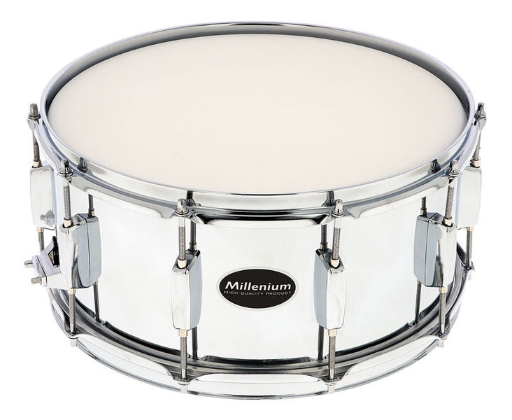 "Millenium 14""x6,5"" Power Steel Snare"