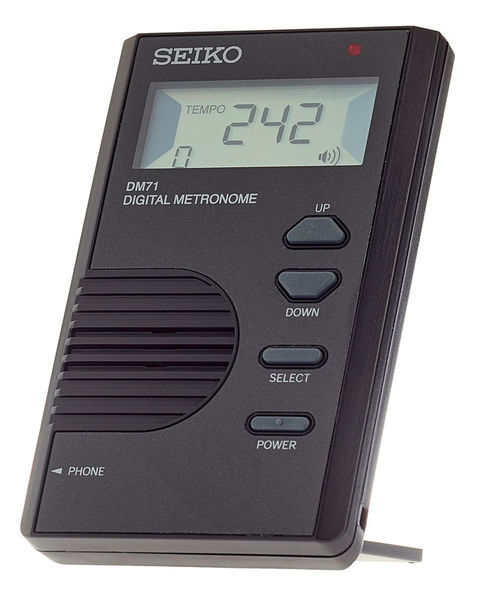 Seiko DM-71 Metronome BK