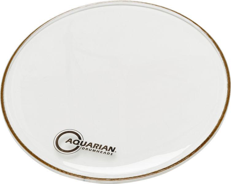 """Aquarian 20"""" Classic Clear Bass Drum"""